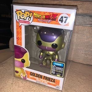 Golden Frieza - Funko